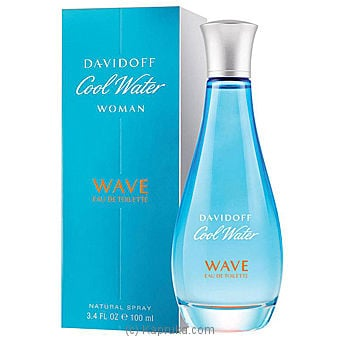 Womans Davidoff Cool Water woman  Wave Perfume at Kapruka Online for specialGifts