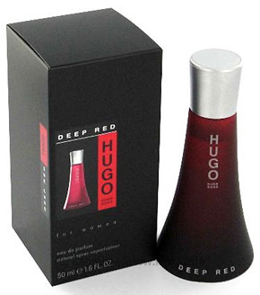 Womans Hugo Deep Red Perfume - 90mlat Kapruka Online forspecialGifts