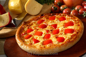 Cheese and Tomato Pizza - Regular Size at Kapruka Online for specialGifts