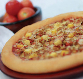 Chicken Hawaiian - Stuffed Crust Large at Kapruka Online for specialGifts