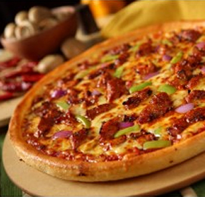 Hot & Spicy Chicken - Sausage Crust at Kapruka Online for specialGifts