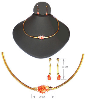 Coral Chips Lasso Set - CO344 / LO010 / GO244 at Kapruka Online for specialGifts