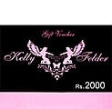RS.2000.00 Kelly Felder Gift Certificate at Kapruka Online