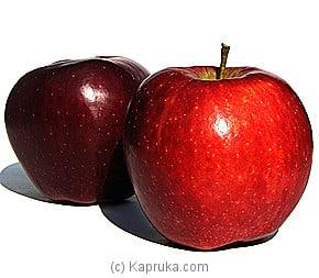 Red Apples Online at Kapruka | Product# fruits00102