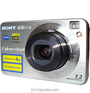 Sony Digital Camera - Dsc-w110 - Kapruka Product elec00A233