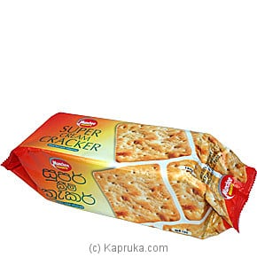 Munchee Super Cream Cracker - 190g Online at Kapruka | Product# grocery00145