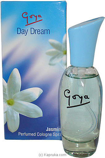 Goya Day Dream Jasmine Cologne Spray - 35ml Online at Kapruka | Product# perfume00113