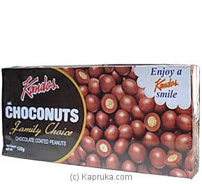 Kandos Choconuts Box - 90g Online at Kapruka | Product# chocolates00104