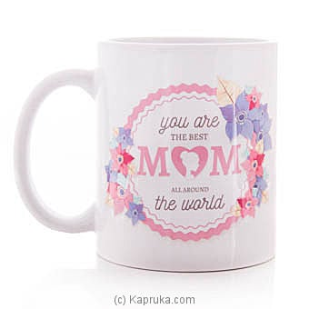 Mom`s Mug at Kapruka Online