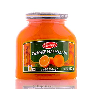 Edinborough Orange Marmalade - 450g Online at Kapruka | Product# grocery00257