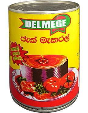 Delmage Mackerel Tin Fish - 425g Online at Kapruka | Product# grocery00310