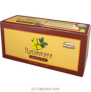 Ranawara Herbal Tea 20 G Pkt - (10 Tea Bag ? 2gx 10 ) Online at Kapruka | Product# ayurvedic00106