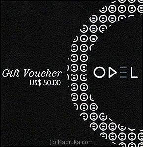 Us$ 50 Odel Gift Voucher Online at Kapruka   Product# giftVoucher00Z120