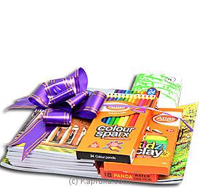 Kids Stationary Pack Online at Kapruka | Product# seasonal00158
