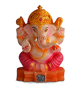 God Ganeshan Statue (small) Online at Kapruka | Product# ornaments00199