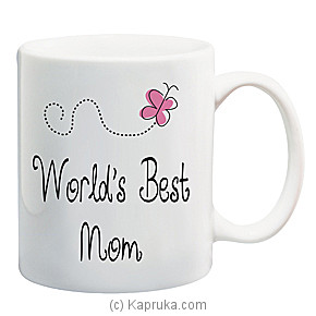 World Best Mum Mug Online at Kapruka | Product# ornaments00216