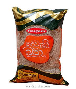 Raigam Deveni Batha Noodles (white Rice) Online at Kapruka | Product# grocery00381