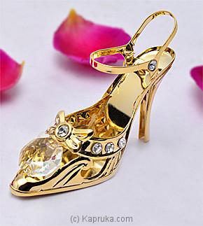 Kapruka Sri Lanka - Austrian Crystal Shoe