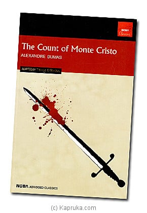 The Count Of Monte Cristo Online at Kapruka | Product# chldbook00175