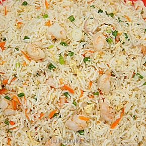 Fried Rice With Shrimp Online at Kapruka | Product# ChineseDragon0106