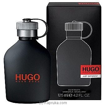 Hugo Boss Just Different - 125ml Online at Kapruka | Product# perfume00163