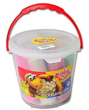 Modeling Clay (Kiddy Clay)- 5 Colors at Kapruka Online