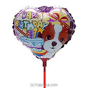 Happy Birthday Baloon Online at Kapruka | Product# baloonX00121