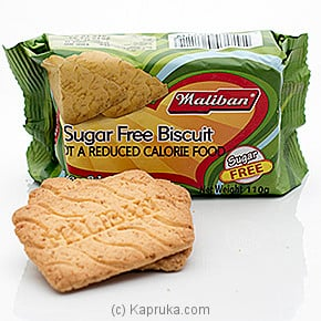 Maliban Sugar Free Biscuit-85g Online at Kapruka | Product# grocery00421