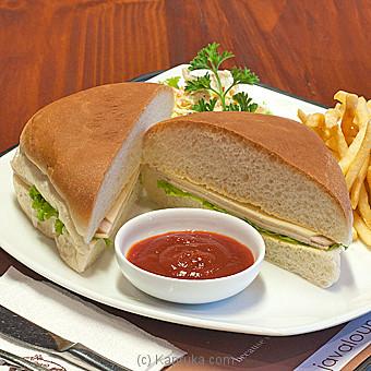 Ham And Cheese Sandwich Online at Kapruka | Product# java00151