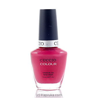 Cuccio Costa Rican Sunset Nail Color Online at Kapruka | Product# cosmetics00211