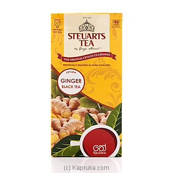 Steuarts Ginger Black Tea Online at Kapruka | Product# grocery00430