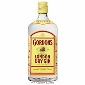 Gordons Dry Gin 750ml Online at Kapruka | Product# liqprod100223