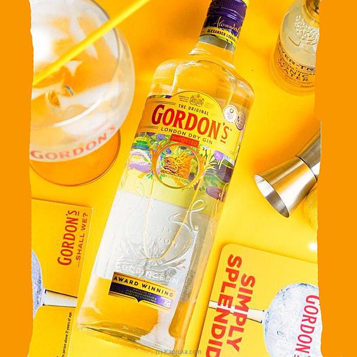Gordons Dry Gin 750ml Online at Kapruka | Product# liqprod100223