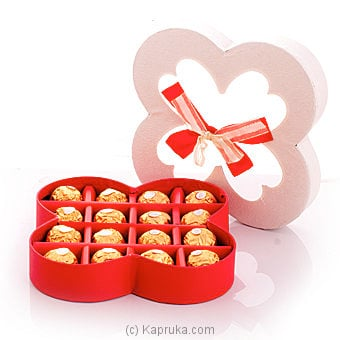 For The Sweetest Fairy 16pcs Ferrero Chocolate Box Online at Kapruka | Product# chocolates00334