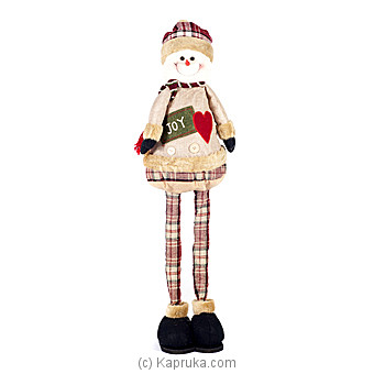 Joy With The Snow Man Online at Kapruka | Product# softtoy00344