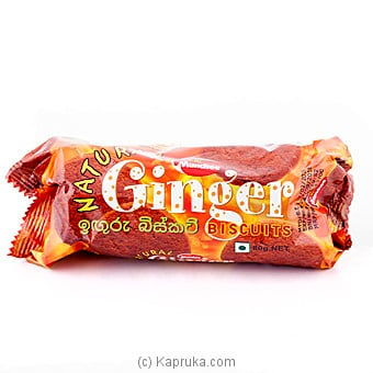 Munchee Ginger 80g Online at Kapruka | Product# grocery00441