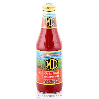 MD Tomato Sauce 400g Online at Kapruka | Product# grocery00449