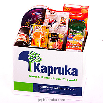 Essentials Hamper - Silver at Kapruka Online for specialGifts