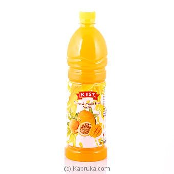 Kist Mango And Passion Fruir Nectar 1L Online at Kapruka | Product# grocery00567