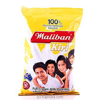 Maliban Milk Powder 400g Online at Kapruka | Product# grocery00572