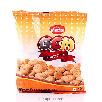 Munchee Gem Biscuits 100g Online at Kapruka | Product# grocery00573