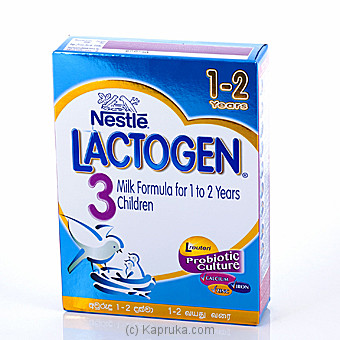 Lactogen 3 Milk Powder 350g Online at Kapruka | Product# grocery00578