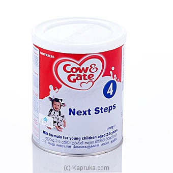 Cow & Gate Milk Next Step 4 400g Online at Kapruka | Product# grocery00580