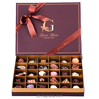 30 Piece Chocolate Box(gmc) Online at Kapruka | Product# chocolates00377