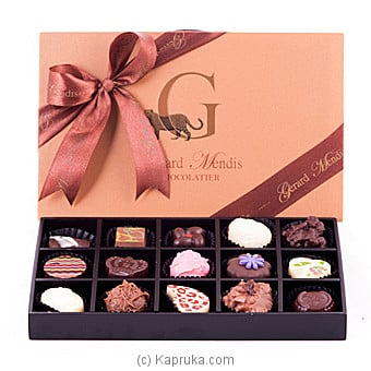 15 Piece Wooden Chocolate Box(gmc) Online at Kapruka | Product# chocolates00380