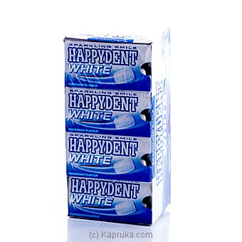 Happydent Mint Blister 20 Pcs Online at Kapruka | Product# grocery00686