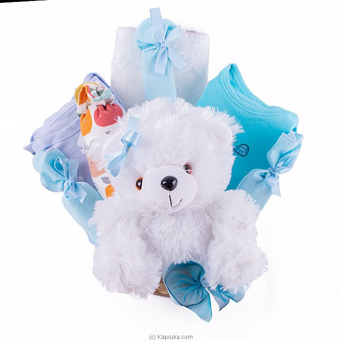 Adore Baby Blue Gift Pack- Small Online at Kapruka | Product# babypack00189
