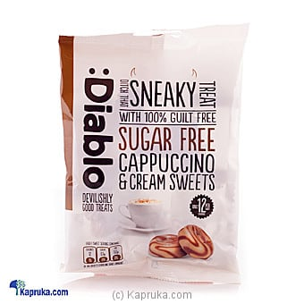 Diablo Sugar Free Cappuccino And Cream Sweets Online at Kapruka | Product# grocery00749