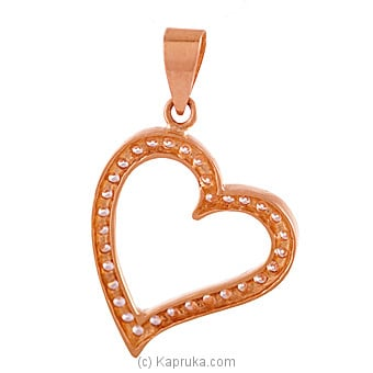 22kt Gold Pendant With Zercones Online at Kapruka | Product# jewelleryF0150