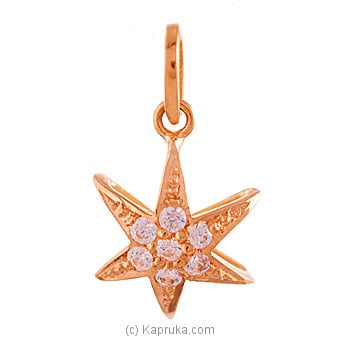 22kt Gold Pendant With Zercones Online at Kapruka | Product# jewelleryF0169